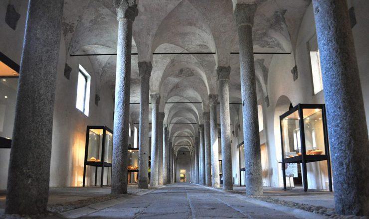 Museo Archeologico Nazionale della Lomellina - La scuderia