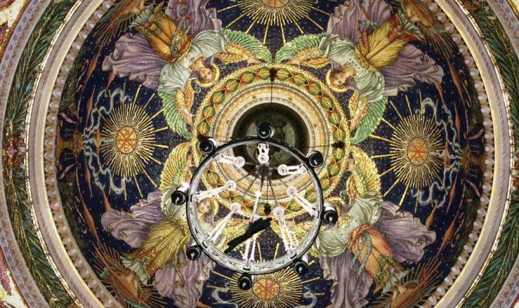 I mosaici del sacello