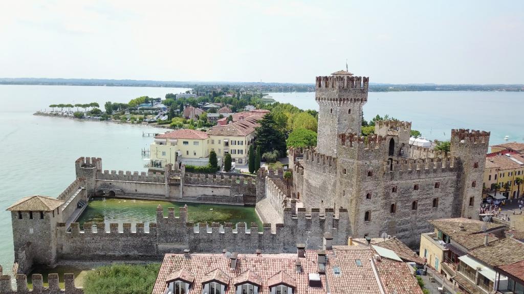 Darsena della Rocca Scaligera